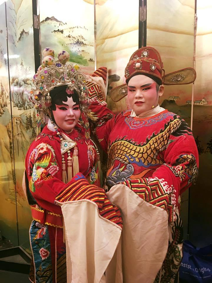Bringing Traditional Opera To The Fore by Sin Ee Lye Heng Teochew Troupe - Image courtesy of Singapore Heritage Festival