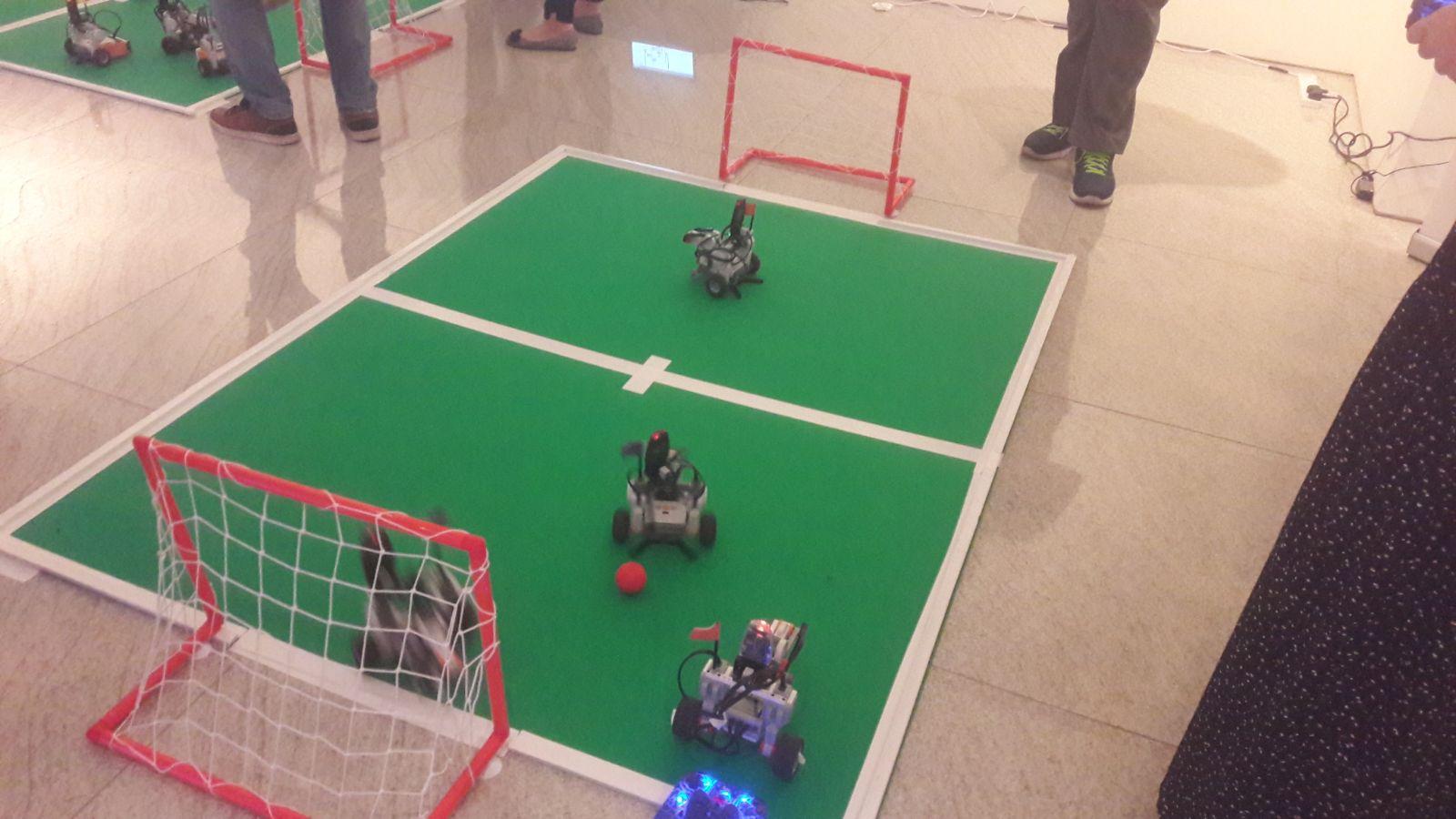 Robo-Sports?