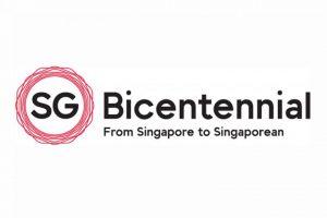 Singapore's Bicentennial Logo